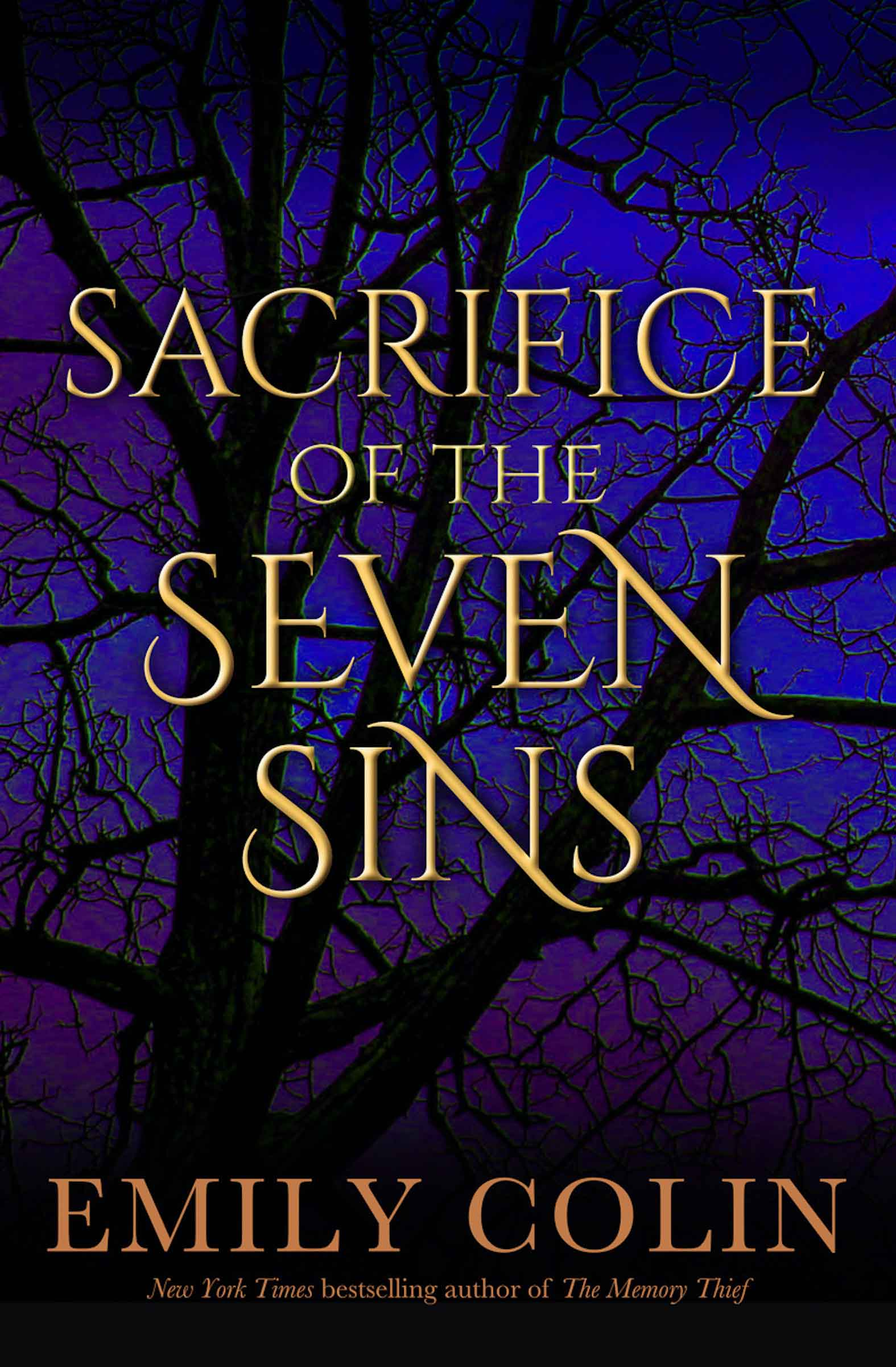 Sacrifice of the Seven Sins Cover
