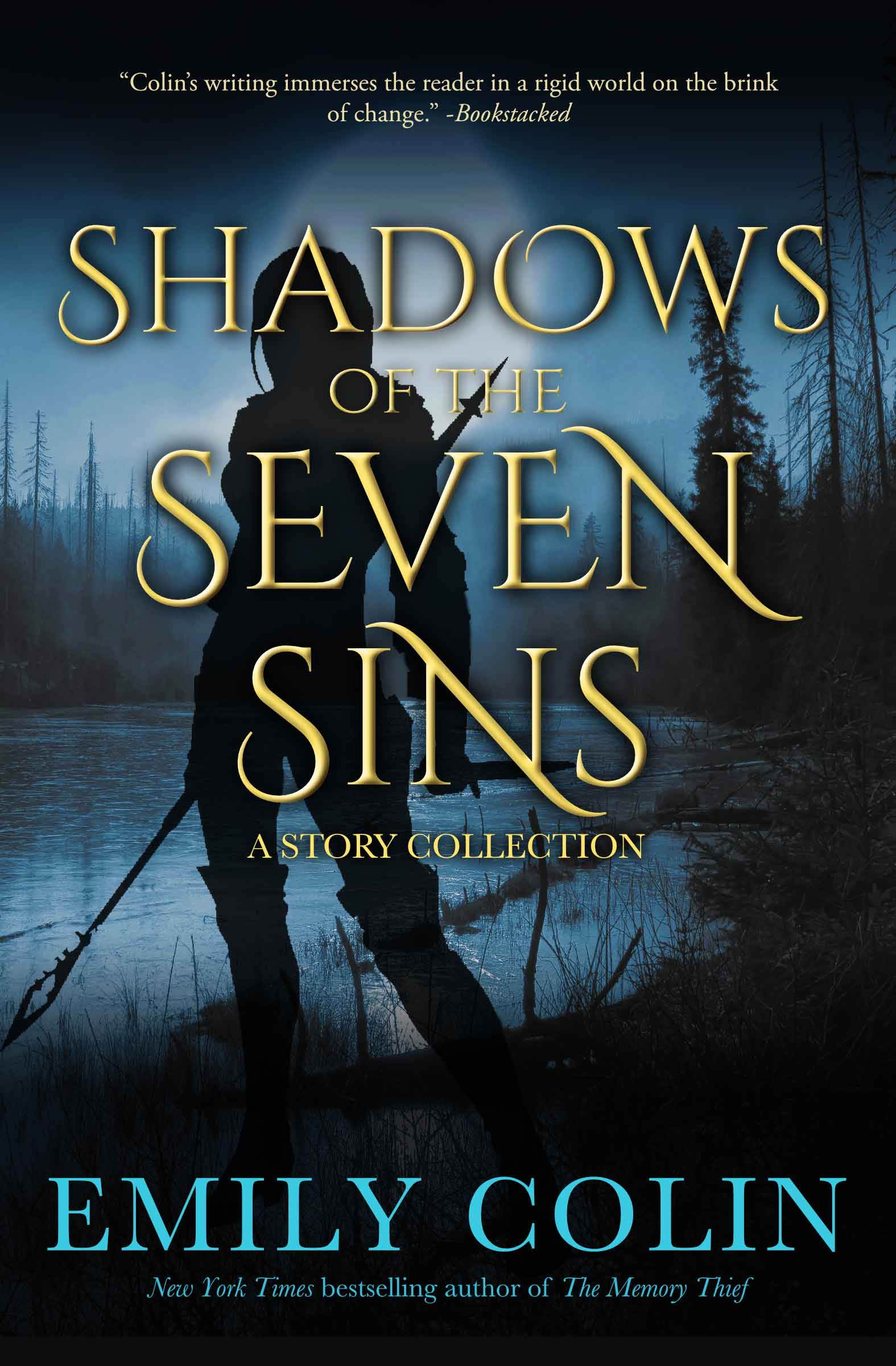 Shadows of the Seven Sins Cover