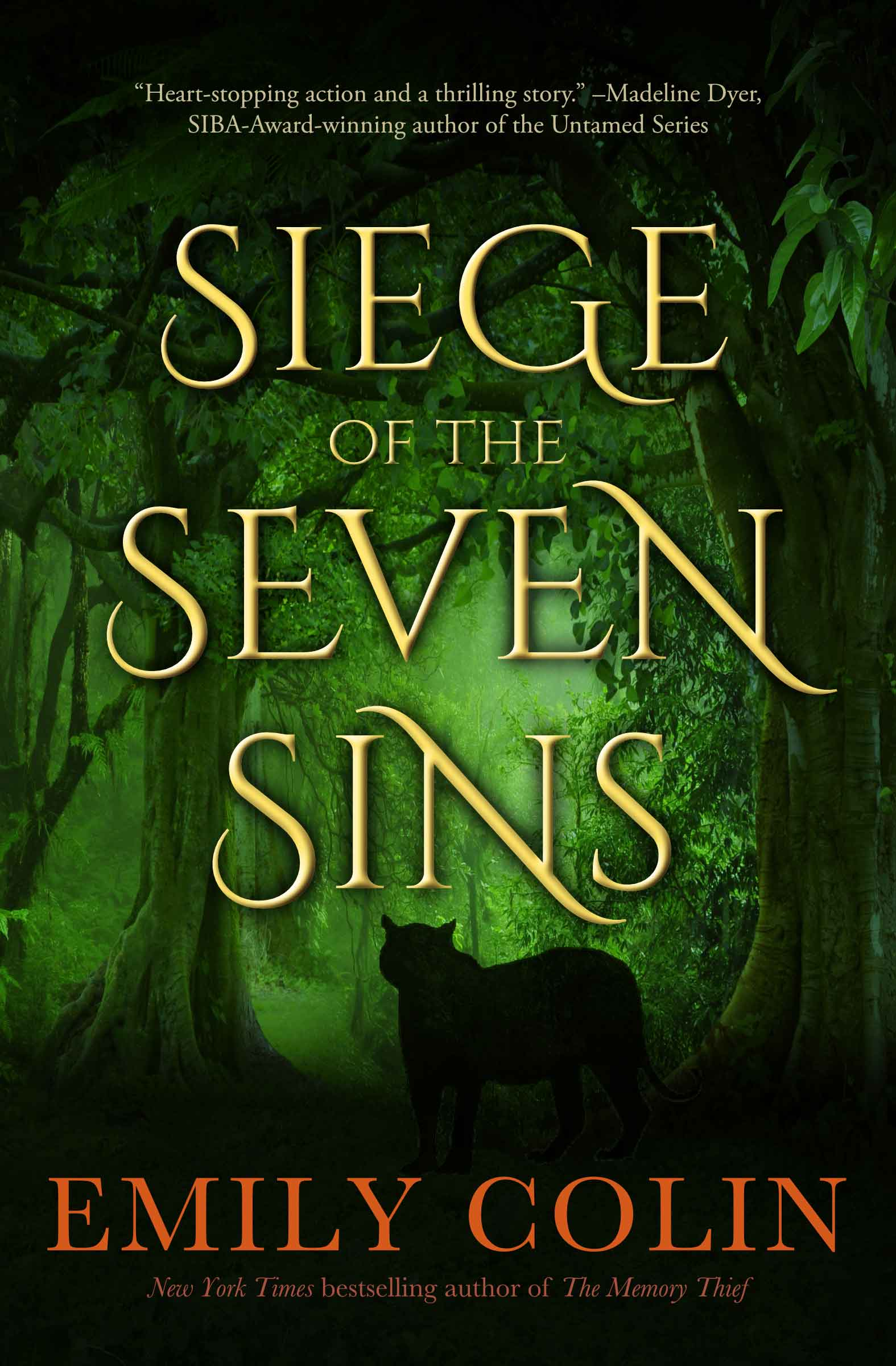 Siege of the Seven Sins Cover